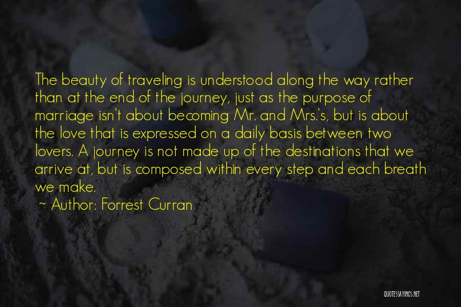 Forrest Curran Quotes 2132741