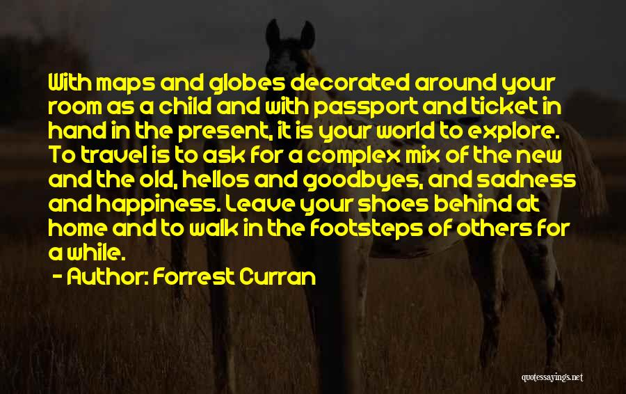 Forrest Curran Quotes 2132981