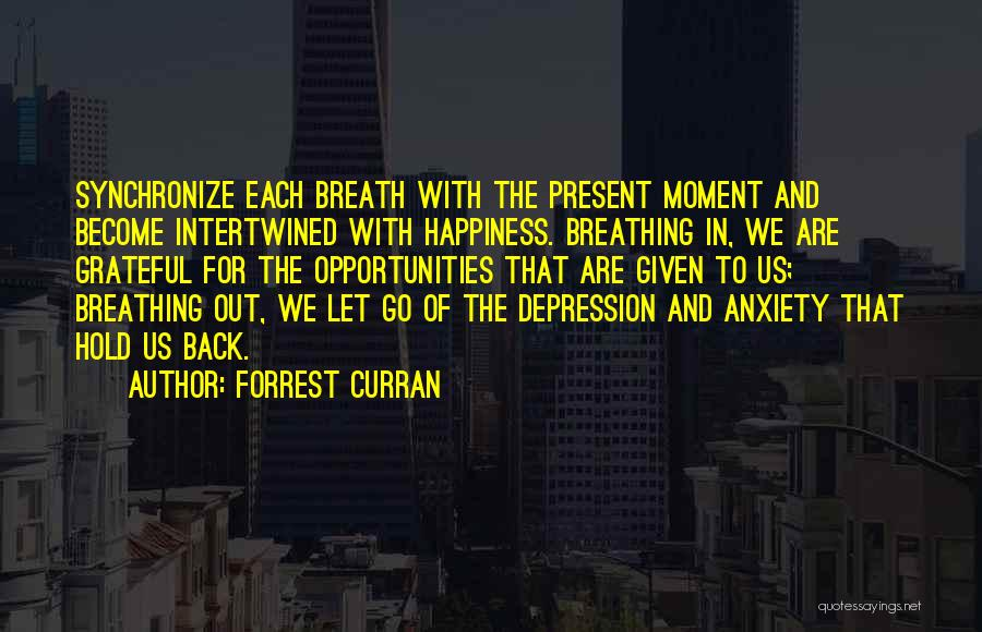 Forrest Curran Quotes 299181
