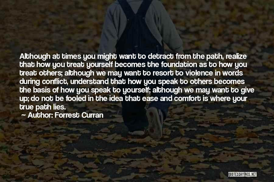 Forrest Curran Quotes 347808
