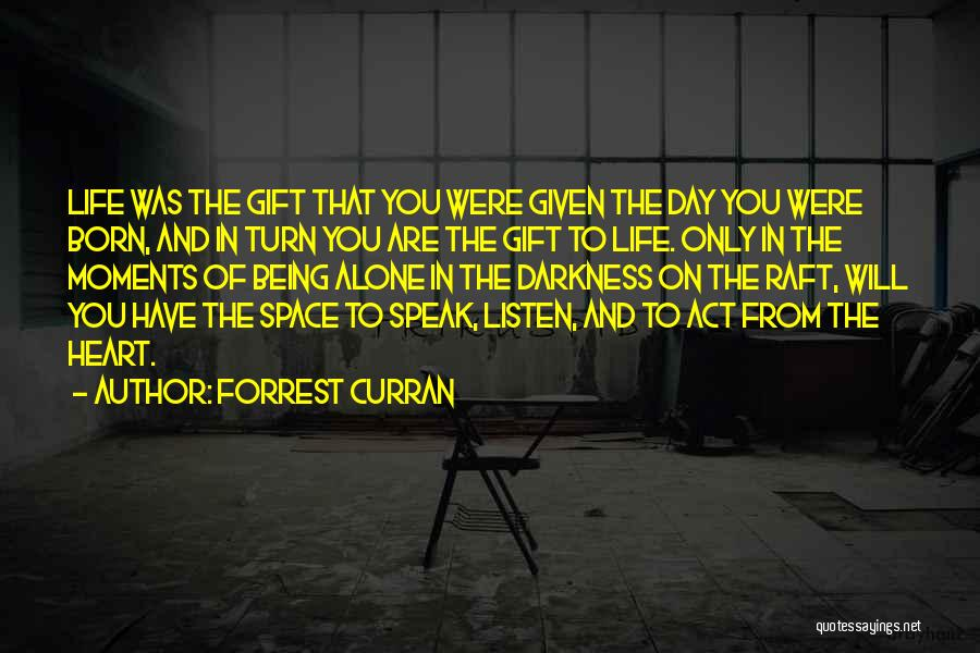 Forrest Curran Quotes 378703