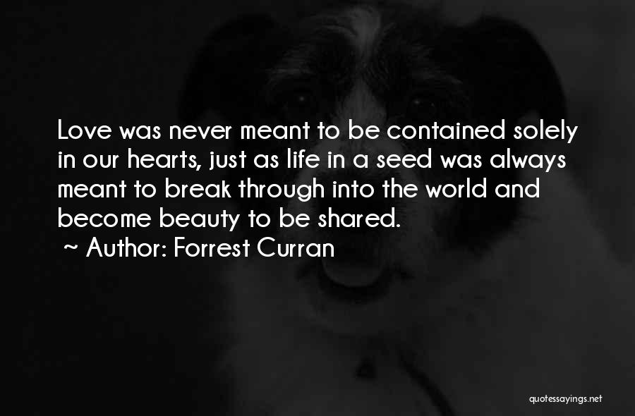 Forrest Curran Quotes 400892