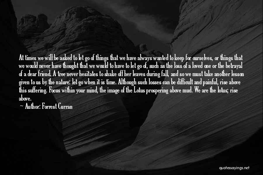 Forrest Curran Quotes 774436