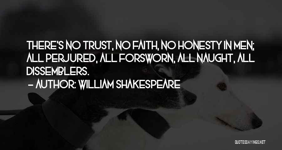 Forsworn Quotes By William Shakespeare
