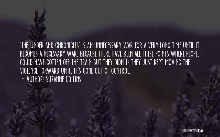 Forward Points Quotes By Suzanne Collins