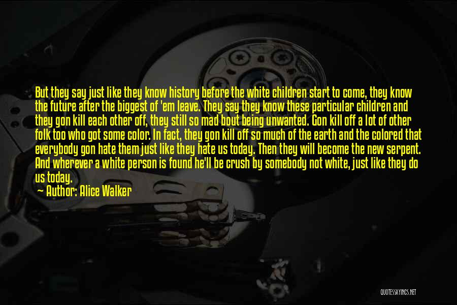 Found Somebody New Quotes By Alice Walker