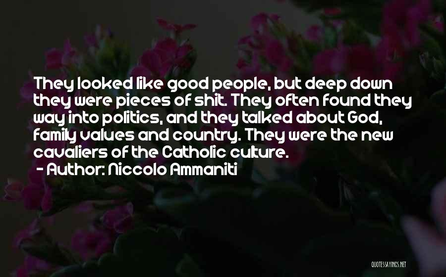 Found Somebody New Quotes By Niccolo Ammaniti