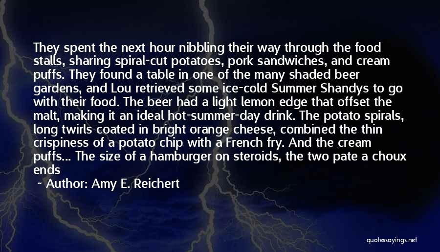 Found The One Quotes By Amy E. Reichert