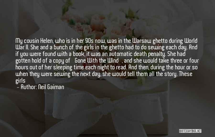 Found The One Quotes By Neil Gaiman