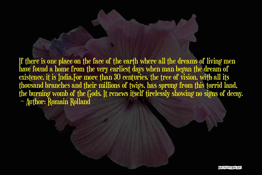 Found The One Quotes By Romain Rolland