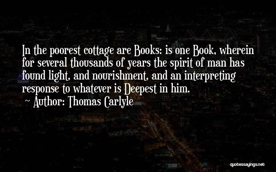 Found The One Quotes By Thomas Carlyle