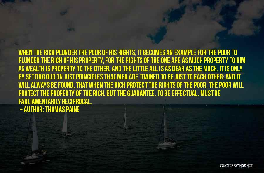 Found The One Quotes By Thomas Paine