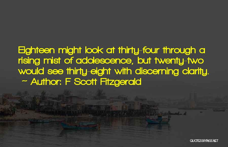 Four Generations Quotes By F Scott Fitzgerald