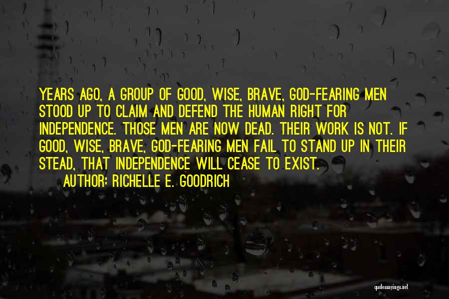Fourth Of July Independence Day Quotes By Richelle E. Goodrich