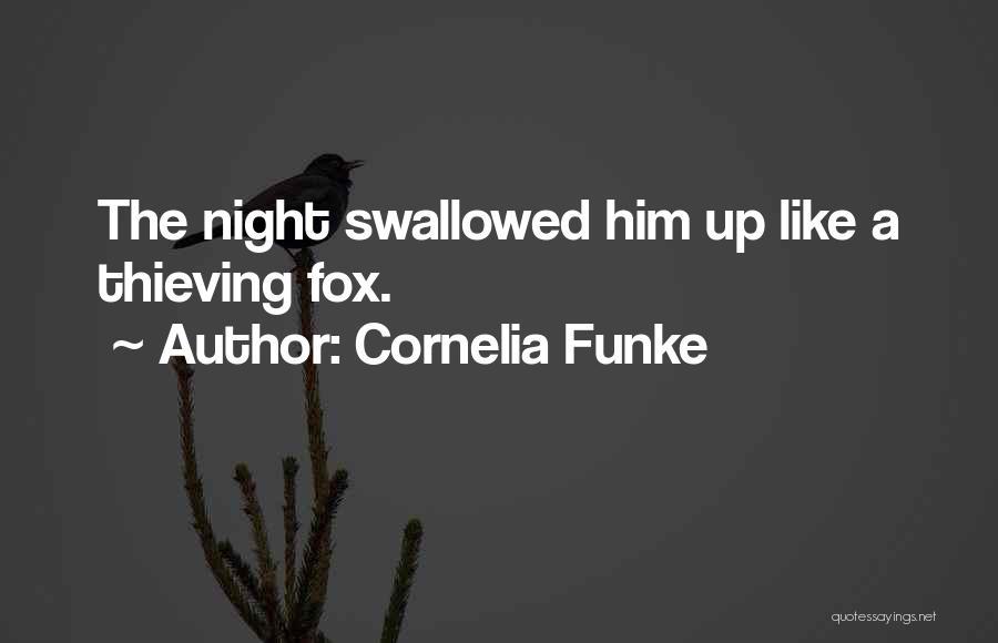Fox Quotes By Cornelia Funke