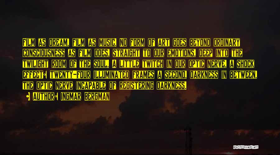 Frames Quotes By Ingmar Bergman