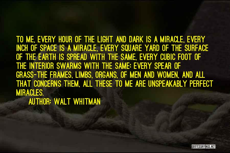 Frames Quotes By Walt Whitman