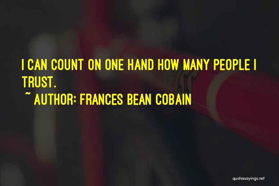 Frances Bean Cobain Quotes 1782358