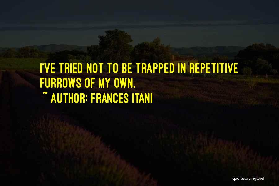 Frances Itani Quotes 1903612