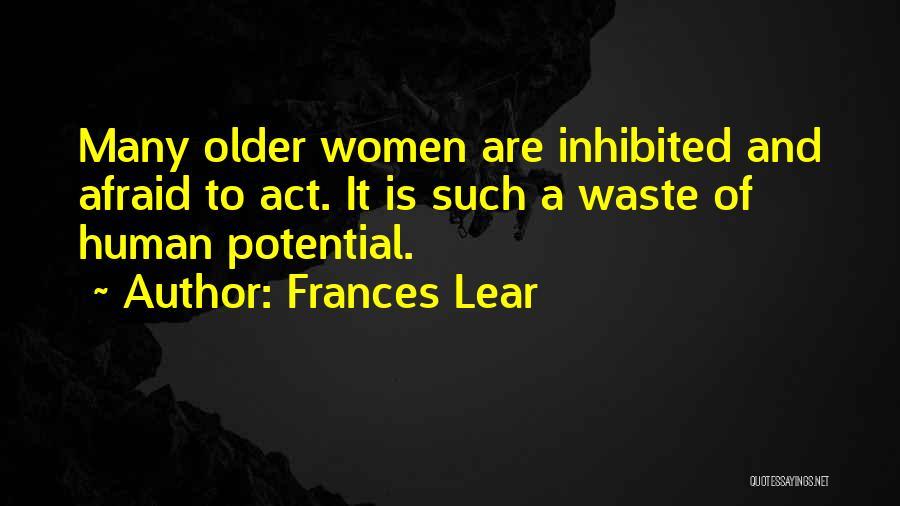 Frances Lear Quotes 796786