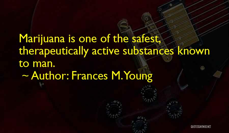 Frances M. Young Quotes 2023595