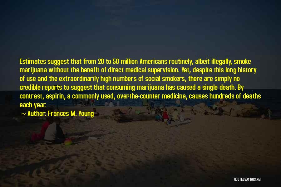 Frances M. Young Quotes 268637
