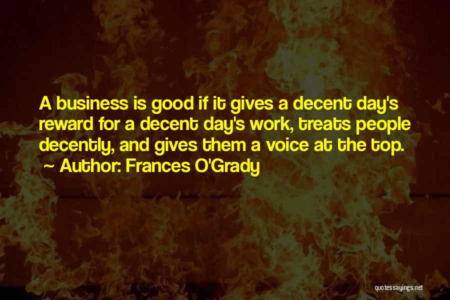 Frances O'Grady Quotes 1125438