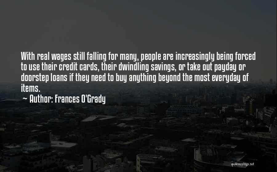 Frances O'Grady Quotes 1291101