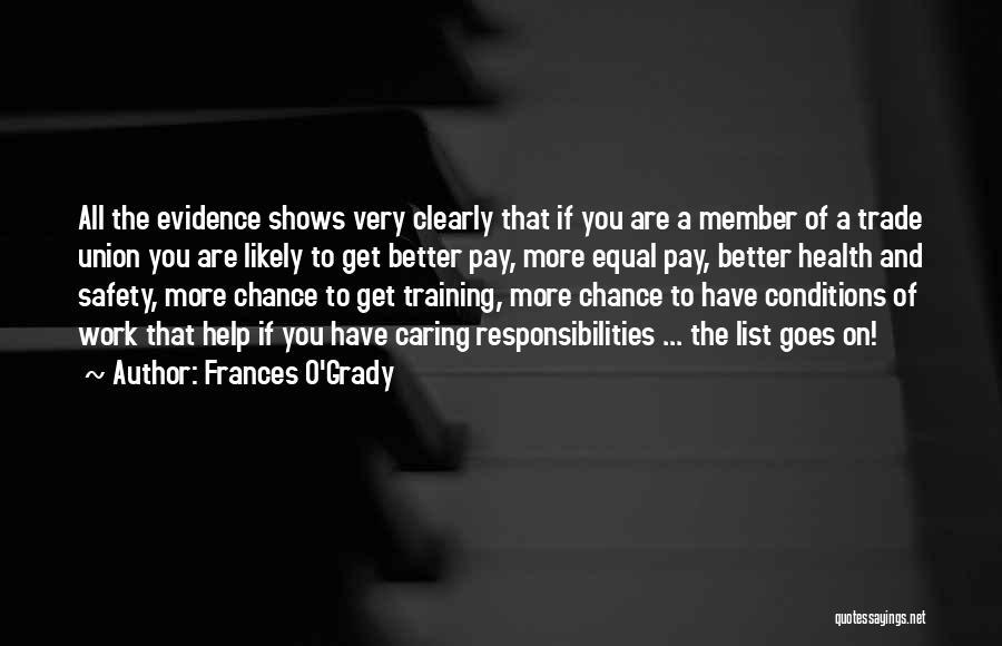 Frances O'Grady Quotes 1752575