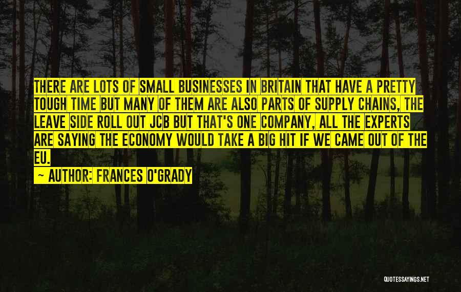 Frances O'Grady Quotes 2079378