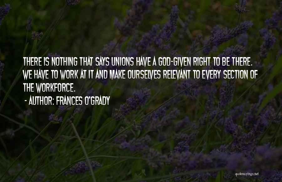 Frances O'Grady Quotes 438815