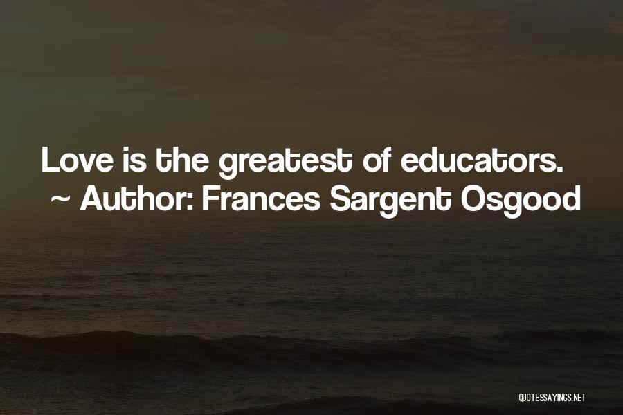 Frances Sargent Osgood Quotes 1387620