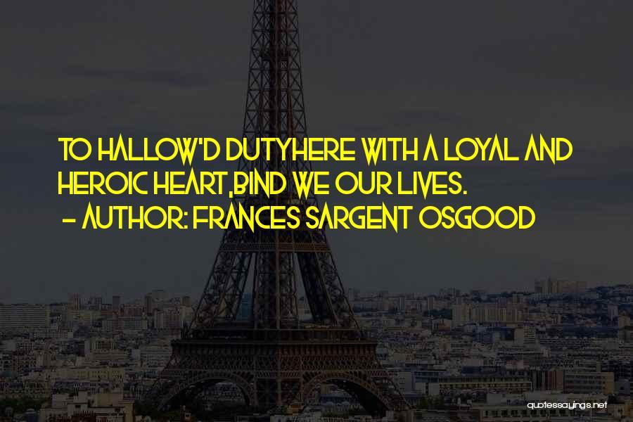 Frances Sargent Osgood Quotes 211413
