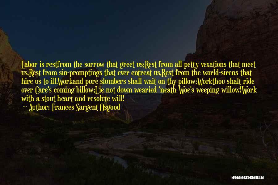 Frances Sargent Osgood Quotes 425295