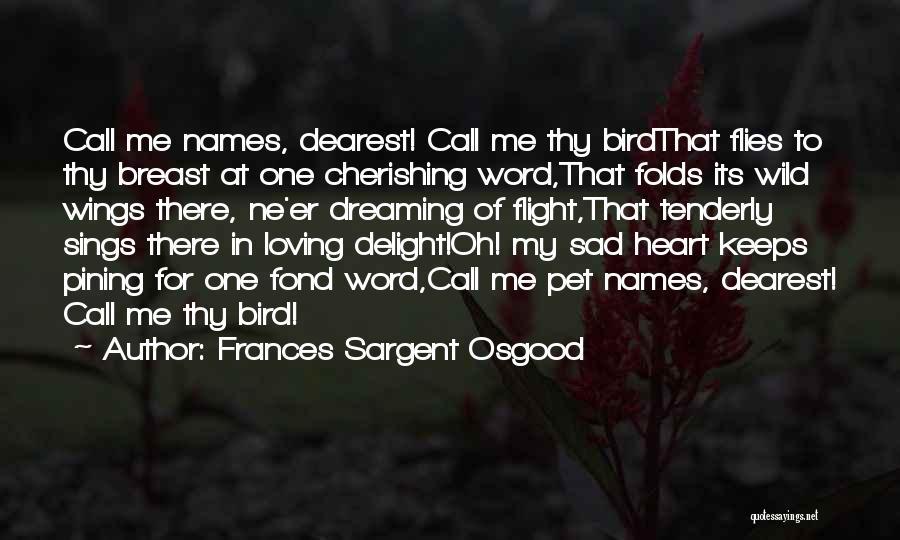 Frances Sargent Osgood Quotes 570188