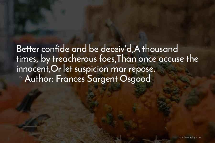 Frances Sargent Osgood Quotes 660616