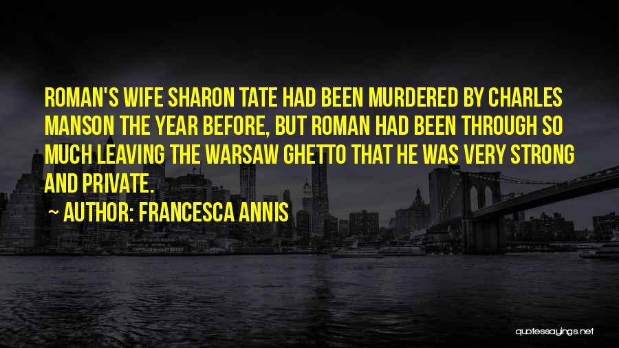Francesca Annis Quotes 1389951