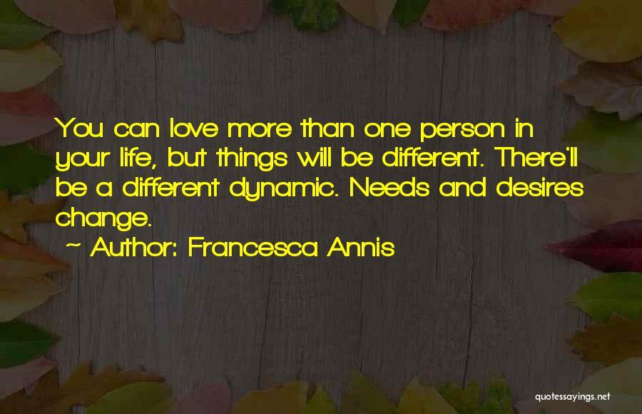 Francesca Annis Quotes 1665575
