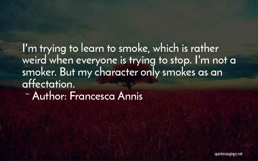 Francesca Annis Quotes 1706418