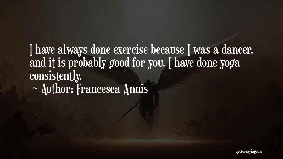 Francesca Annis Quotes 1994238