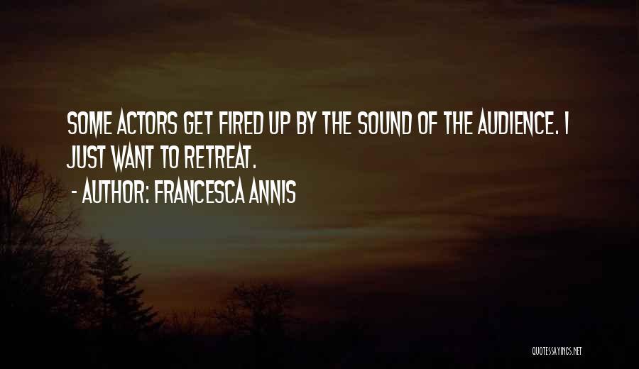 Francesca Annis Quotes 313324