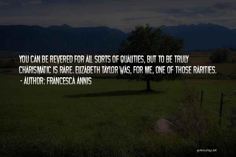 Francesca Annis Quotes 325672