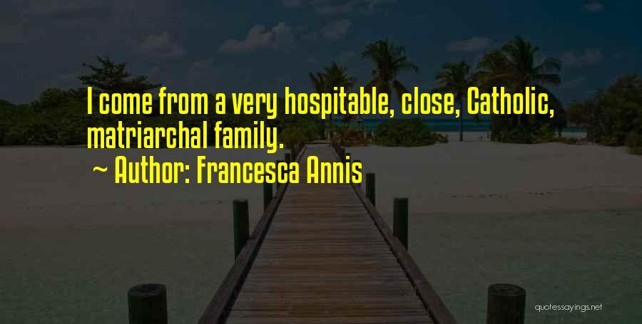 Francesca Annis Quotes 412219