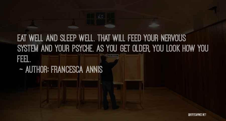 Francesca Annis Quotes 747882