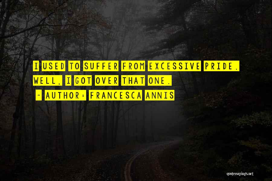 Francesca Annis Quotes 864295