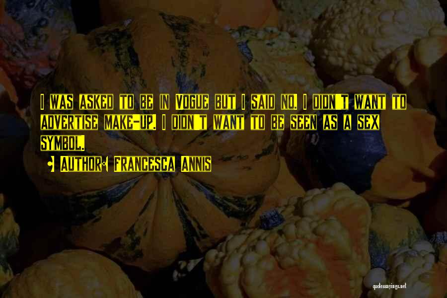 Francesca Annis Quotes 919115