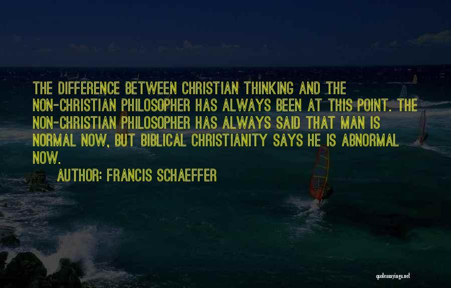 Francis Schaeffer Quotes 1135755