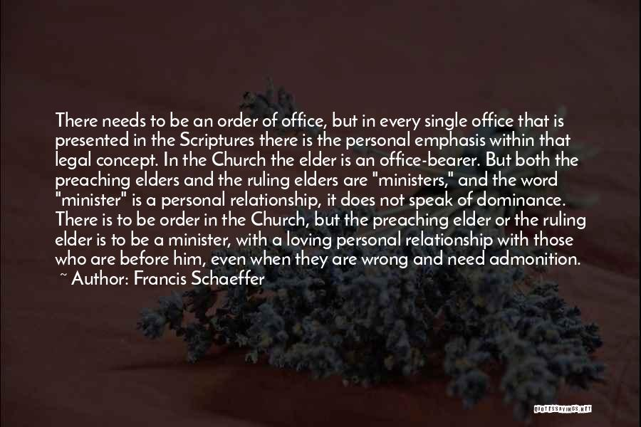Francis Schaeffer Quotes 1549920