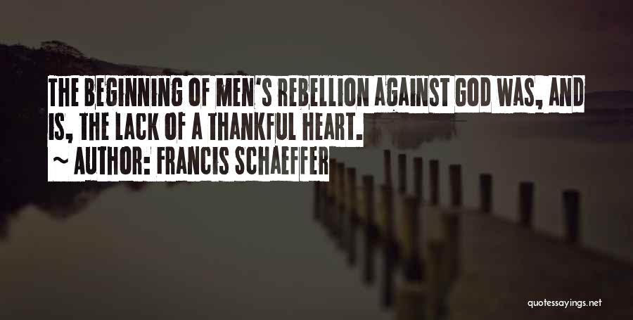 Francis Schaeffer Quotes 1678074