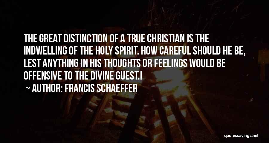 Francis Schaeffer Quotes 1825204